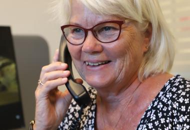 Rådgiver Inger Brøndsted
